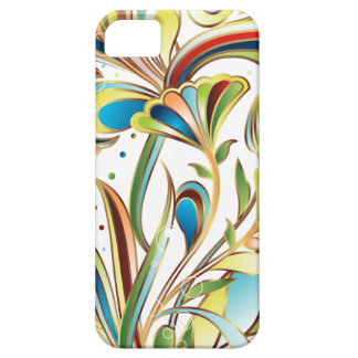 Trendy Floral iPhone 5 Case