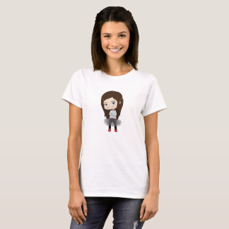 Trendy girl - T-shirt for women - Family matching