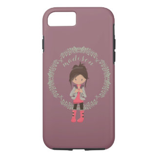 Trendy Girly Avatar iPhone 8/7 Case