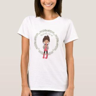 Trendy Girly Avatar T-Shirt