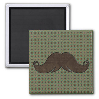 Trendy Handlebar Mustache Moustache Stache Fridge Magnets