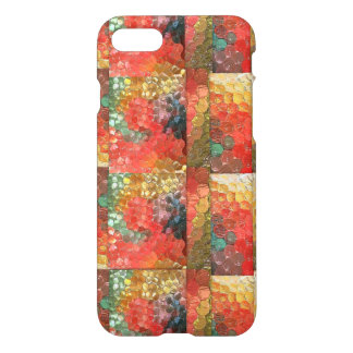 Trendy Iphone Case/ A Work of Art/Pretty Colors iPhone 8/7 Case