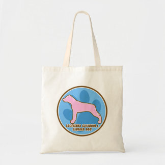 Trendy Louisiana Catahoula Leopard Dog Tote Bag