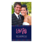 TRENDY LOVE PHOTOCARD :: LOVELETTERS 1P PHOTO GREETING CARD