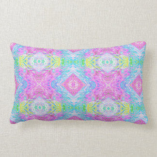 Trendy lovely colourful pink ,blue ,yellow Cushion