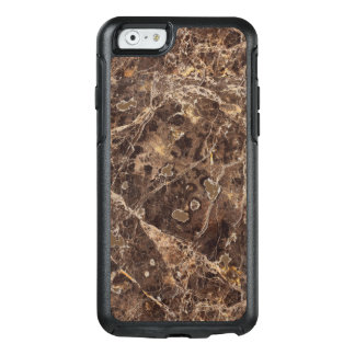 Trendy Marble Stone In Brown Color OtterBox iPhone 6/6s Case