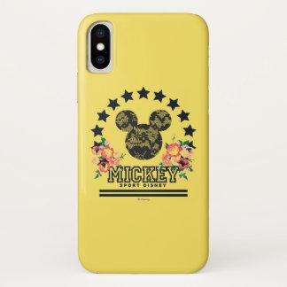 Trendy Mickey | Athletic iPhone X Case