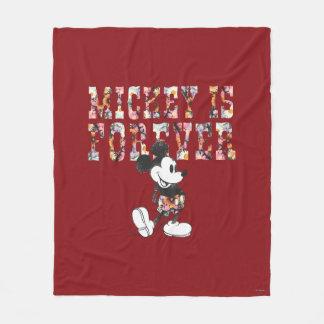 Trendy Mickey | Forever Fleece Blanket
