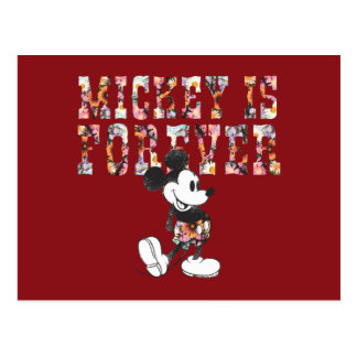 Trendy Mickey | Forever Postcard