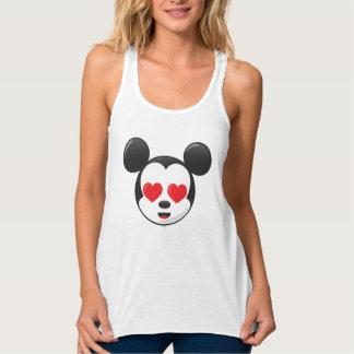 Trendy Mickey | In Love Emoji Singlet