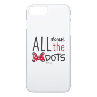 Trendy Minnie | All About The Dots iPhone 7 Plus Case