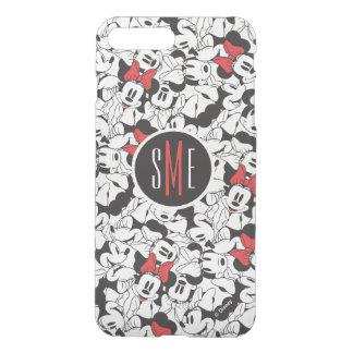 Trendy Minnie | Classic Pattern iPhone 7 Plus Case
