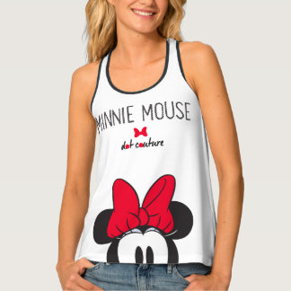 Trendy Minnie | Dot Couture Singlet