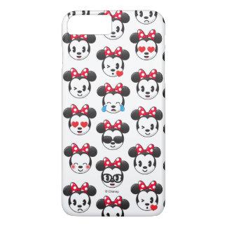 Trendy Minnie | Emoji Pattern iPhone 7 Plus Case