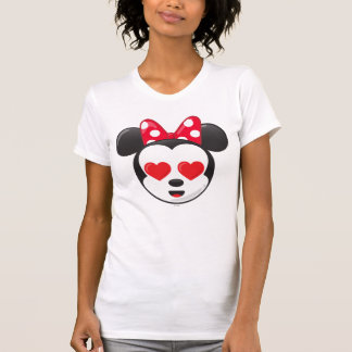 Trendy Minnie | In Love Emoji T-Shirt