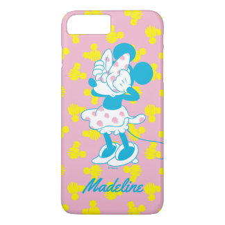 Trendy Minnie | Peek A Boo | Your Name iPhone 7 Plus Case