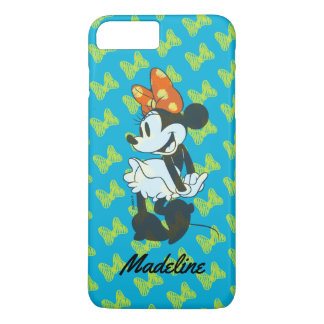 Trendy Minnie | Shy Pose | Your Name iPhone 7 Plus Case