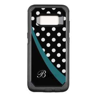 Trendy Modern Monogram Case