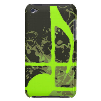 Trendy Music Note Retro Pop Art iPod Touch Cover