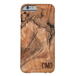 Trendy Nature Hardwood Barely There iPhone 6 Case
