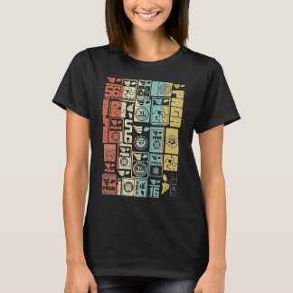 Trendy PAGA Tags T-Shirt