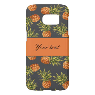 Trendy Personalized Pineapple