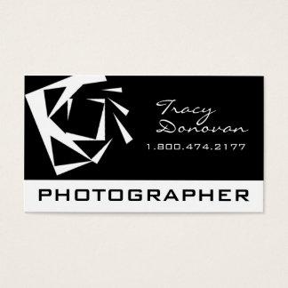 """Trendy Photographer """"Quartz"""" black & white"""