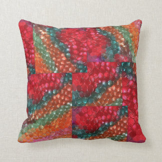 Trendy PIllow/ A Work of Art/Pretty Colors Cushion