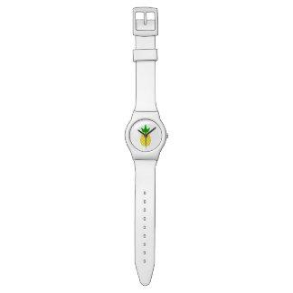 Trendy pineapple wrist watch
