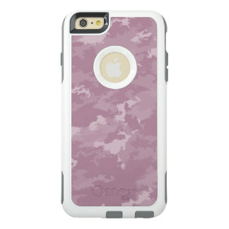 Trendy Pink Camo Pattern Otterbox OtterBox iPhone 6/6s Plus Case