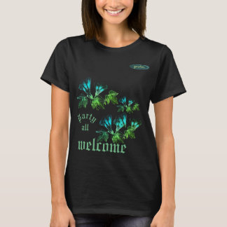Trendy Pretty Petals Designer T/Shirt T-Shirt