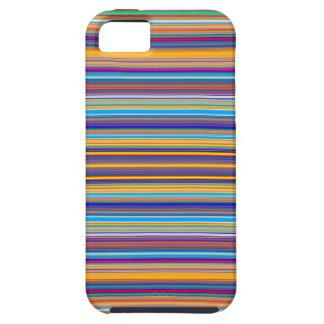 Trendy Stripes Pattern iPhone 5 Case