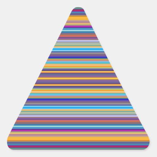 Trendy Stripes Pattern Stickers