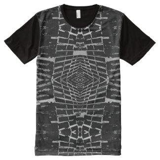 Trendy Stylish Unique Design All-Over Print T-Shirt