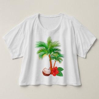 "Trendy T-shirt ""CARIBBEAN FLAIR """