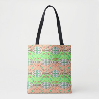 trendy tribal tote