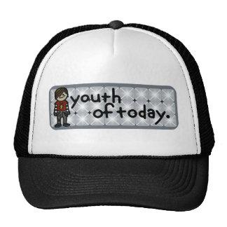 trendy trucker hat. cap