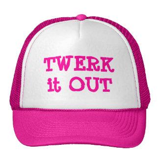 Trendy Twerk it Out Cap