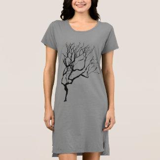 Trendy Wintery Nature Tree Dress