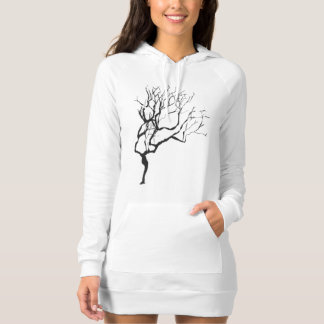 Trendy Wintery Nature Tree T-shirt