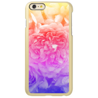 Trendy Yellow, Pink, Purple Rose