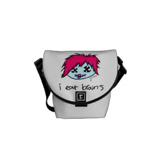 Trendy Zombie Courier Bags