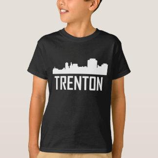 Trenton New Jersey City Skyline T-Shirt
