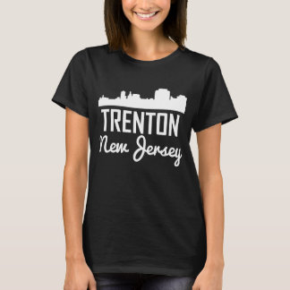 Trenton New Jersey Skyline T-Shirt