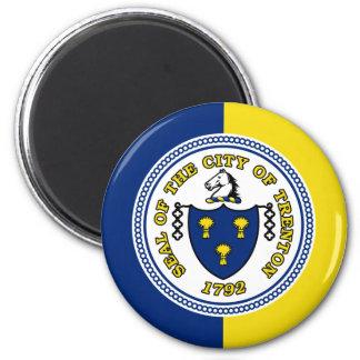 Trenton, New Jersey, United States flag Magnets