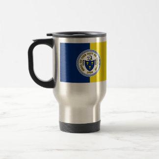 Trenton, New Jersey, United States flag Coffee Mug