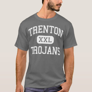Trenton - Trojans - High School - Trenton Michigan T-Shirt