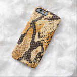 Très Chic Snake Skin Pattern Barely There iPhone 6 Case