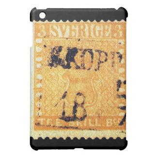 Treskilling Yellow of Sweden Sverige 3 Cent Stamp iPad Mini Covers