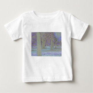 Tress in a park baby T-Shirt